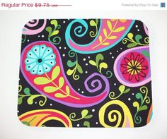 Cyber Monday Sale  Mouse Pad mouse pad / Mat  Dazzle by Laa766 chic / cute / preppy / laptop accessory / desk, computer accessory / office decor / gift / patterned design / school