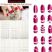 Wish | Nail Art White French Manicure Guide 18 Styles Tips Guides Manicure…