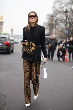 Bookmark this for street style inspiration from Paris Fashion Week outfits.