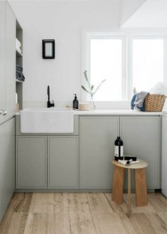 How to design a laundry that's functional and beautiful... - Bella Vie Interiors