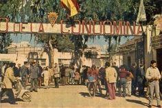 La Condomina. Años 50.