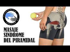 Sindrome del piramidal o piriforme, masaje para aliviar el dolor - YouTube
