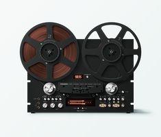 Retro Pioneer RT-909/ Circa 1980/ #Retro #Technology