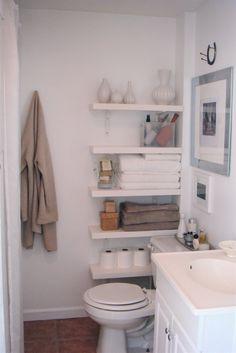 petite salle de bain amenager les moindres recoins