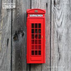 """Szafka """"London TELEPHONE"""""""