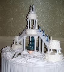 36 Amazing Wedding Cakes With Fountains And Stairs Ideas - Best Inspiration Large Wedding Cakes, Amazing Wedding Cakes, Plan Your Wedding, Dream Wedding, Wedding Day, Fountain Wedding Cakes, Wedding Cake Inspiration, Bridesmaids And Groomsmen, Cake Boss