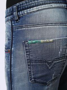 KRAILEY JOGGJEANS 0680Y, Blue jeans