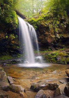 1000 Images About Smokies Waterfalls On Pinterest