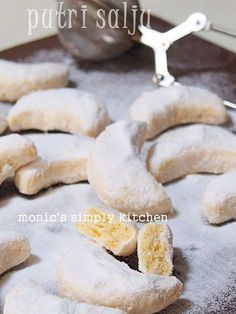 Cokies Recipes, Cupcake Recipes, Baking Recipes, Snack Recipes, Dessert Recipes, Sweet Cookies, Yummy Cookies, Cake Cookies, Unique Recipes