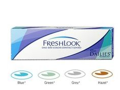 FreshLook ONE-DAY COLOR - Farblinsen