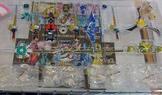 ToyzMag.com » SDCC : les accessoires des exclu Power Rangers