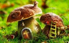 11+Creative+Mushroom+Projects+for+your+Garden...