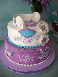 violetta cake - Pesquisa do Google