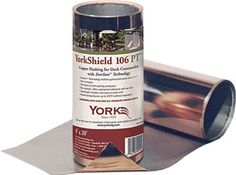 Resyso316/20 16' X 20' 3 Oz Yorkshield Pt Copper Deck Flashing -- Details can be found by clicking on the image.
