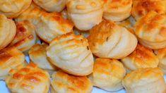Hagymás pogácsa Shrimp, Bread, Food, Brot, Essen, Baking, Meals, Breads, Buns