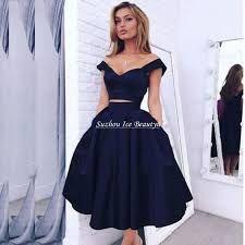 d4711a674 Los mejores vestidos para graduacion de secundaria - Vestido azul