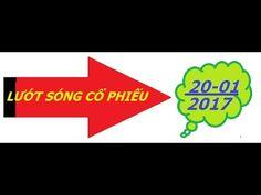 CƠ HỘI LƯỚT SÓNG CỔ PHIẾU VIỆT NAM NGÀY 20 THÁNG 01 NĂM 2017