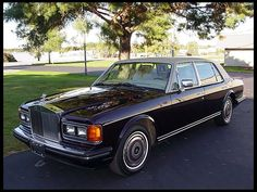 1988 Rolls-Royce Silver Spur for sale by Mecum Auction