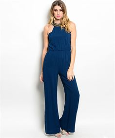 42583118721 Sexy Boutique Style Navy Romper – IKESHIA BOUTIQUE Navy Jumpsuit