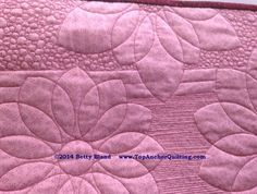 Dahlia Quilt Templates & Patterns – TopAnchor Quilting Tools
