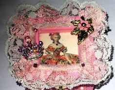 WOOD JEWELRY KEEPSAKE wedding trinket memory box by wowitems4less, OH MARIE!