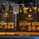 (San Diego, California) -San Diego's 19 year old brewery, AleSmith Brewing Company, is set to release its first twelve ounce six-pack offering at an upcoming Sneak Peek Party the last day of San Diego Beer Week, Sunday, November 16th. The bottles will contain the newest addition to their stellar