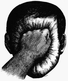 요즘 가게에 나가 열심히 일하고 있는 중이예요. 그래서 좀처럼 시간 여유가 없었는데, 어제는 월드컵 한국... Magritte, Illustrations, Illustration Art, Dark Art Drawings, Black White, Art Graphique, French Artists, Gravure, Graphic Art