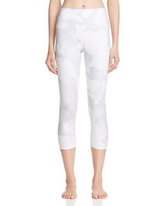Alo Yoga High Waist Airbrush Capri Leggings