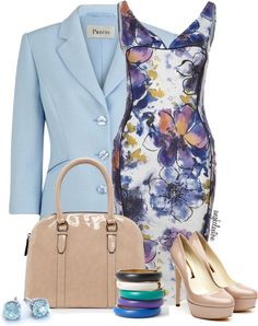 """""""Spring Floral Contest #1"""" by angkclaxton on Polyvore"""