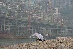 Chongqing, China Phantom Screen | Chan and Nakagawa
