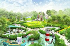 An insider's guide to the new Maggie Daley Park - - Chicago Parent magazine | ChicagoParent.com