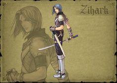 Fire Emblem 9 Path of Radiance  Zihark