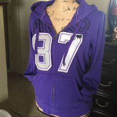 Spotted while shopping on Poshmark: Aeropostale Hoodie! #poshmark #fashion #shopping #style #Aeropostale #Tops