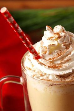 20 Holiday Drinks That Your Whole Family Will Love Christmas Drinks Classic Eggnog Christmas Drinks Alcohol, Holiday Cocktails, Holiday Desserts, Holiday Recipes, Christmas Recipes, Christmas Dishes, Holiday Meals, Christmas Cooking, Christmas Things