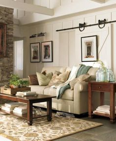 farmhouse by Pottery Barn