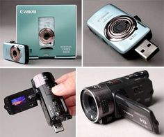 By Andrew Liszewski A few years ago we brought you a miniature version of a Canon 5D MkII DSLR that was actually a 4GB USB flash drive in disguise. Given…