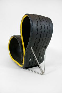 Blazing Ways To Reuse Old Tires - DIY furniture from car tires - ChecoPie