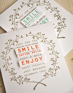 Simply Stamped: Stitched Sentiments