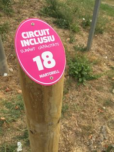 Circuit Inclusiu 18. MARTORELL. Juliol 2015