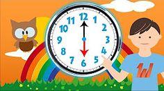 tijd kleuters - YouTube