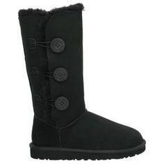 Black triple bailey button uggs (tall). Need these!