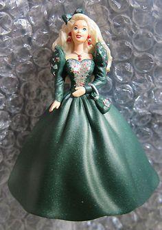 Barbie Christmas Ornament.29 Best Hallmark Holiday Barbie Ornaments Images In 2017 Hallmark