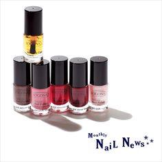 Monthly NaiL News│Vol.18 カラーブロッキング・ネイルの新しいかたち│SPUR.JP
