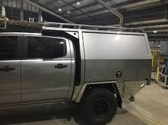Image result for double cab ute flat deck canopy