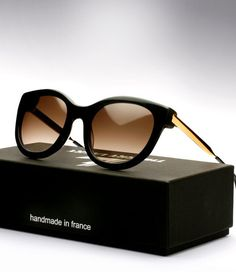 Thierry Lasry Livey sunglasses.