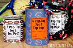 The best Father's Day gifts on I Heart Nap Time-Tin Can Treats Diy Father's Day Gifts Easy, Cool Fathers Day Gifts, Great Father's Day Gifts, Father's Day Diy, Fathers Day Crafts, Happy Fathers Day, Gifts For Dad, Daddy Day, Grandparents Day