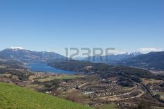 #Chicken #Mountain #View To #Lake #Millstatt In #Spring @123rf #123rf @carinzia #ktr15 #landscape #nature #Austria #Carinthia #season #spring #summer #bluesky #holiday #vacation #outdoor #fun #stock #photo #portfolio #download #hires #royaltyfree