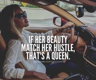 If Her Beauty Match Her Hustle, That's A Queen
