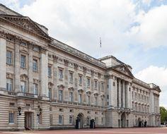 Palacio de Buckingham, Londres, Inglaterra, 2014-08-07, DD 003 - Palácio de Buckingham – Wikipédia, a enciclopédia livre