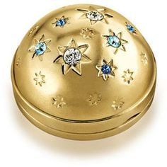 Estee Lauder solid perfume compact